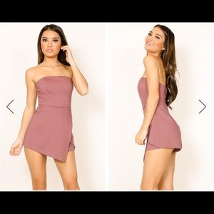 60a27fde0f Dresses - Caught My Eyes Playsuit Romper